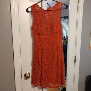 Junior's dress